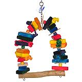 Massive Swing Small Made in USA Toy for Medium Birds