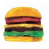 Kaytee Small Animal Hamburger Chew