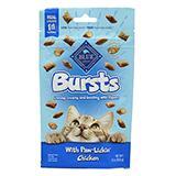 Blue Bursts Chicken Bite-Sized Cat Treats 2oz