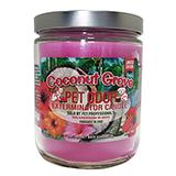 Pet Odor Eliminator Coconut Grove Candle