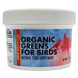 Morning Bird Organic Bird Greens Supplement for Birds 6oz