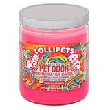 Pet Odor Eliminator Lollipets Candle