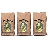 Dr. Hemp Natural Hemp Small Animal Bedding 8 Quart 3-Pack