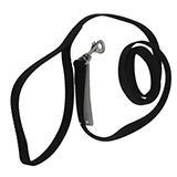 Nylon Dog Leash 5/8-inch x 6 foot Black