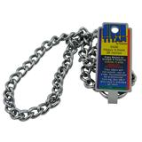 Coastal Titan Chrome Steel Dog Choke Chain Heavy 26 inch