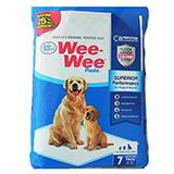 Four Paws Wee Wee Pads 7-pack Puppy Housebreaking