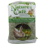 Nature's Cafe Timothy Hay Bale 2 pound Small Pet