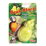 Living World Bird Mineral & Beak Block Pear