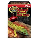 Repti Infrared Reptile Heat Lamp Bulb 100 Watt