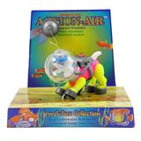 Penn Plax Action Sea Dog Aquarium Ornament