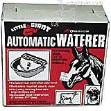 Miller Automatic Dog Waterer Metal
