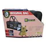 Original Deluxe Sherpa Bag Small Black Pet Carrier
