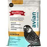 Missing Link Ultimate Avian Formula 3.5 ounce