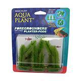 Club Moss 6 pod Plastic Foregrounder Aquarium Plant