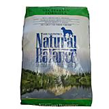 Natural Balance Vegetable Dog Food 17 lb