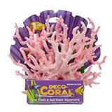Penn Plax Deco-Coral Stag Coral Pink Small Aquarium Ornament
