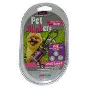 Flashing LED Pet Blinker Pink and Jade