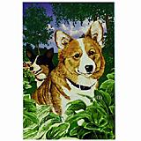 GR8 Dogs Welsh Corgi Garden Flag