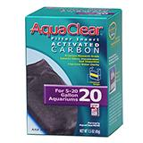 AquaClear 20 Activated Carbon Aquarium Filter Insert