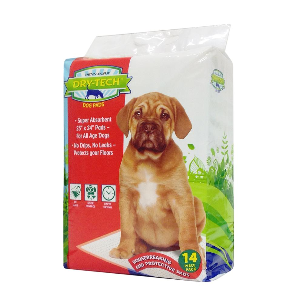 Dry-Tech Dog Housebreaking Pads 14 Pack