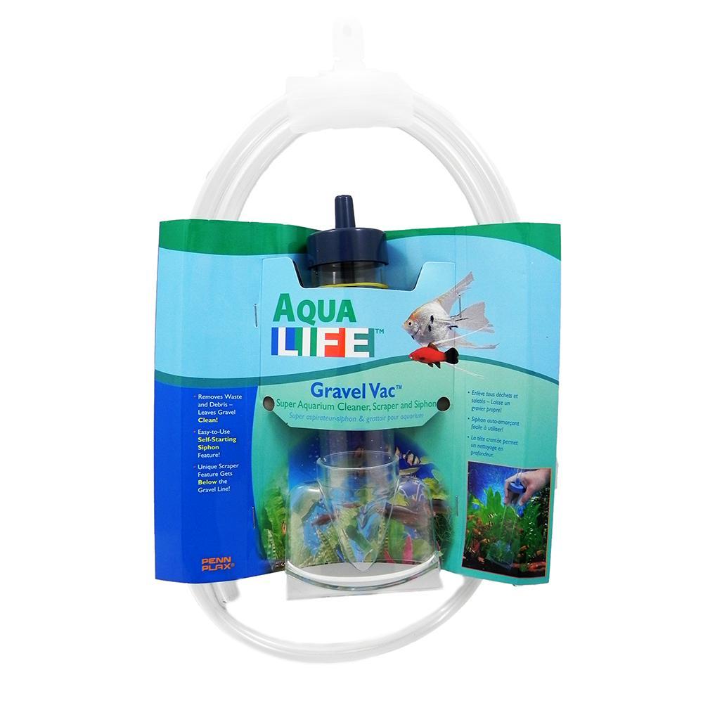 Gravel Vacuum Aquarium Cleaner 5 inch
