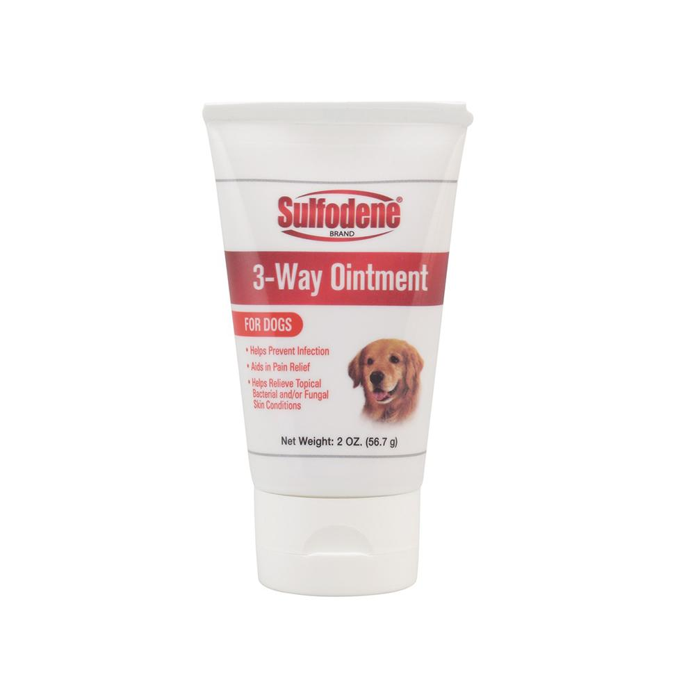 Farnam Sulfodene 3-Way Wound Ointment for Dogs 2 oz