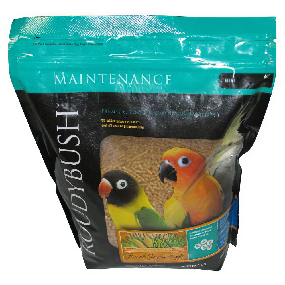 Roudybush Daily Maintenance Bird Food Pellet Mini 2.75 Lb