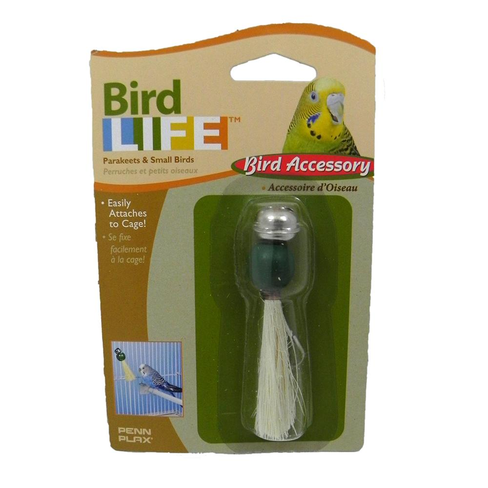 Hanging Bird Pacifier with Bell Small