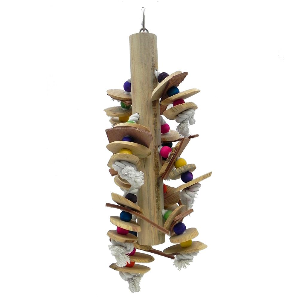 ParroTopia Fun Tree Large Bird Chew Toy