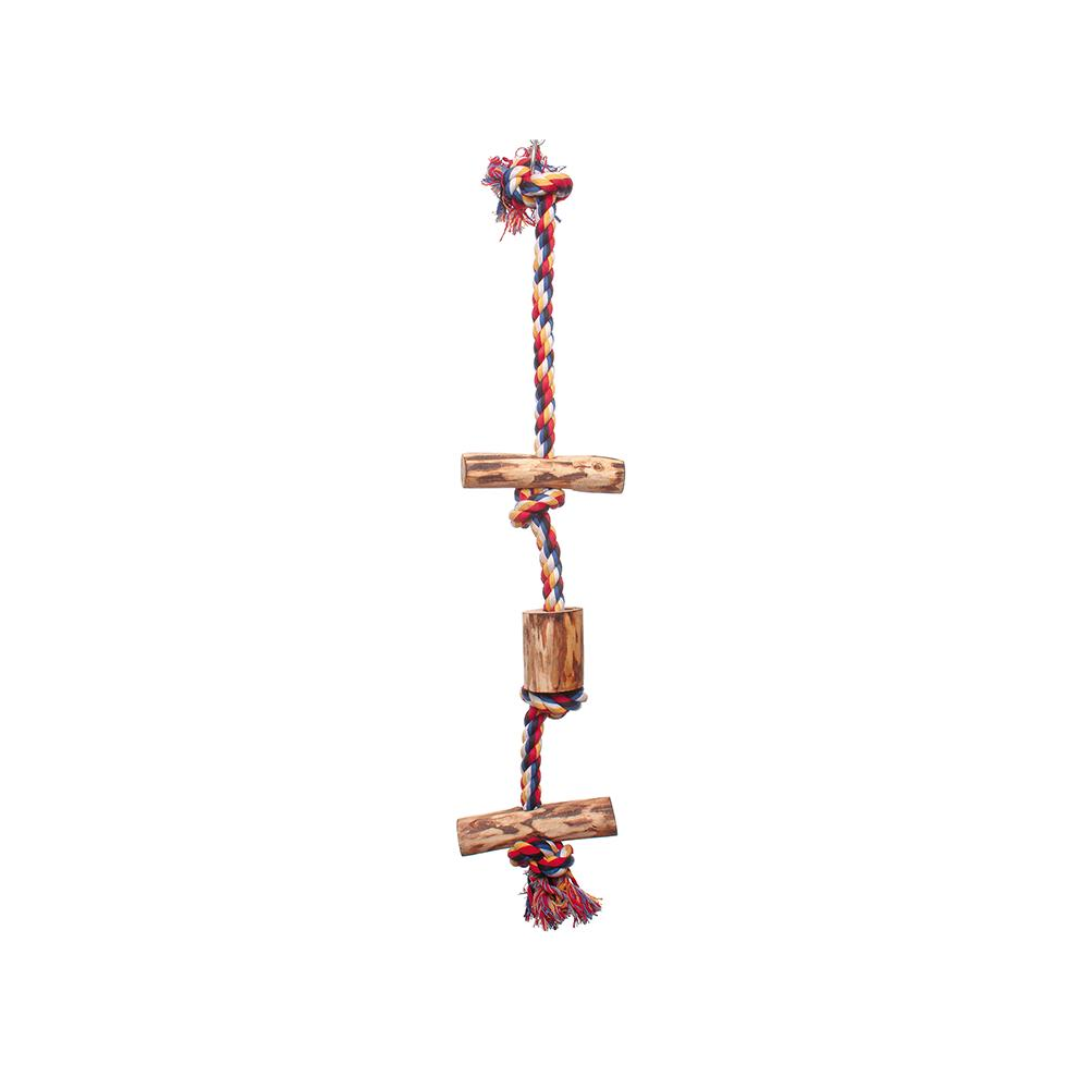 ParroTopia Climbing Rope Md