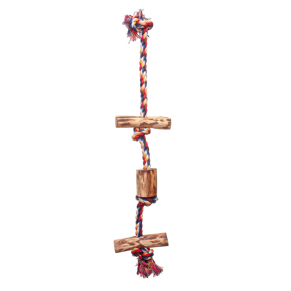 ParroTopia Climbing Rope Lg Bird Toy