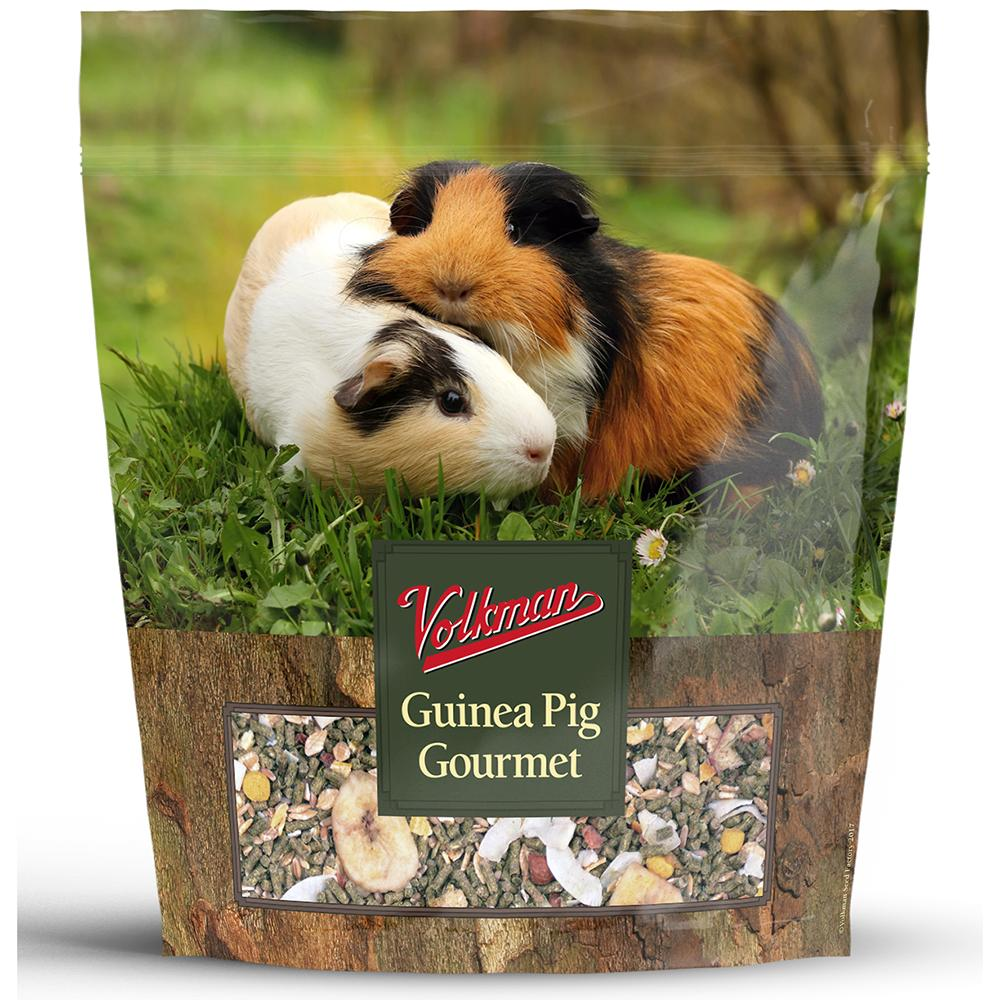 Volkman Guinea Pig Gourmet Food 4 Lb