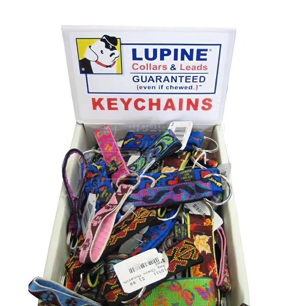 Key Chain Lupine Assorted