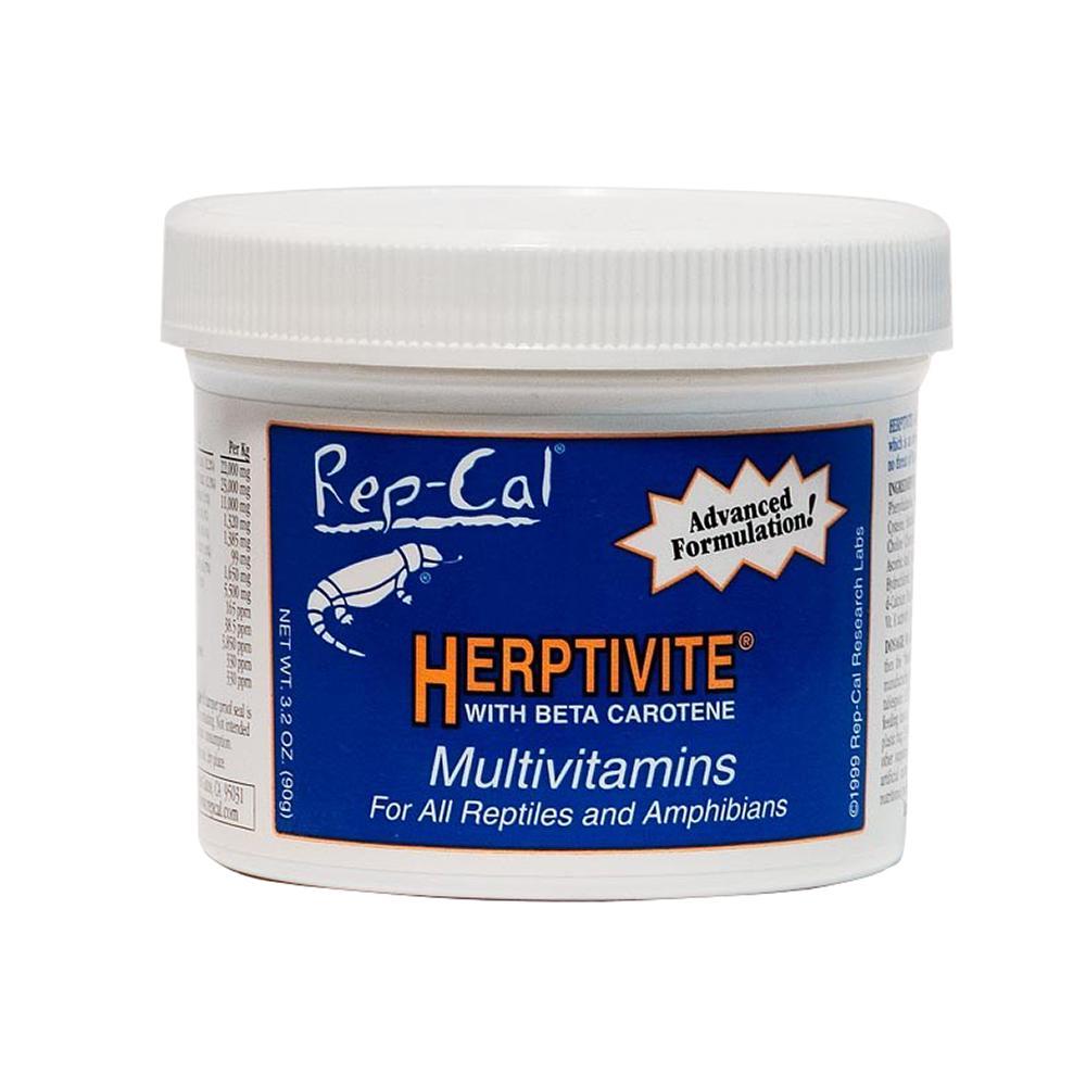 Rep-Cal Herptivite Multivitamins with Beta-Carotene
