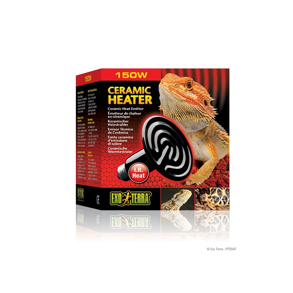 heat bulb 150 watt reptile heat and light at arcata pet supplies. Black Bedroom Furniture Sets. Home Design Ideas