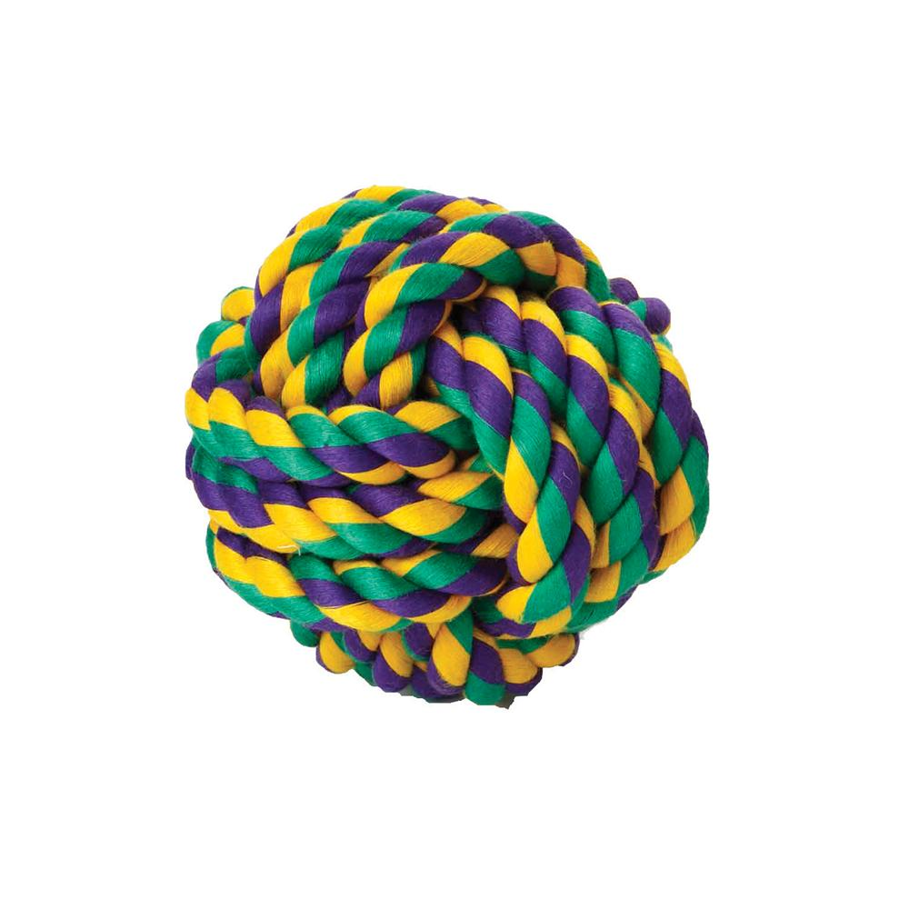 Nuts for Knots Dog Ball Small