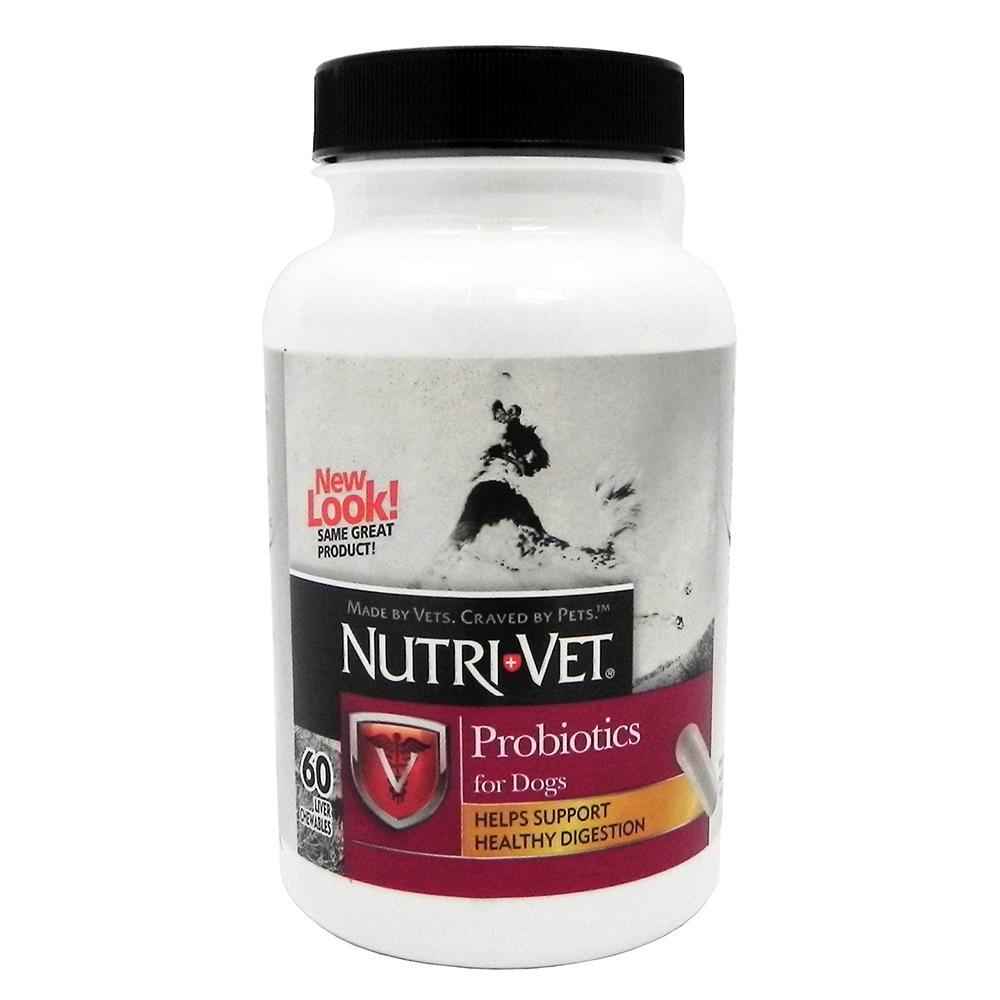 Nutri-Vet Probiotics Capules for Dogs 60ct