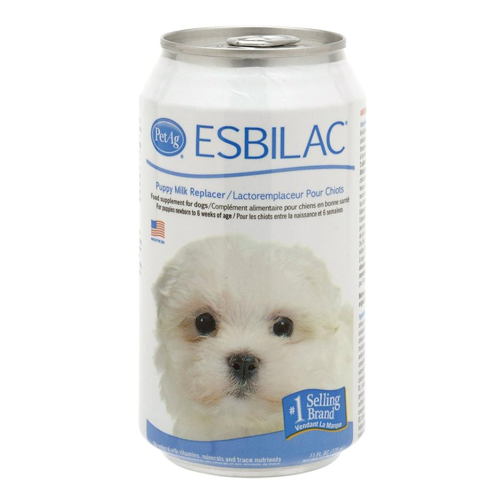 Pet Ag Esbilac Liquid Milk Replacer for Puppies 11oz