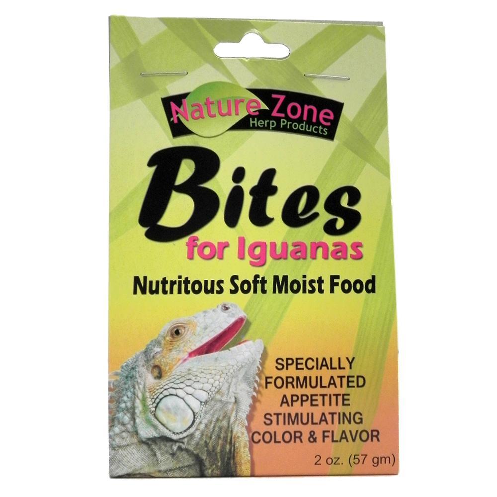 Nature Zone Passion Fruit Flavored Iguana Total Bites 2 oz