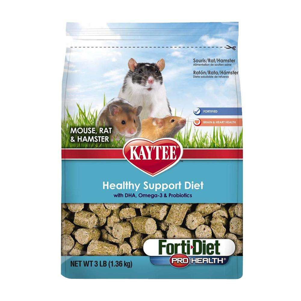 Kaytee Forti-Diet Mouse and Rat Food 3 lb