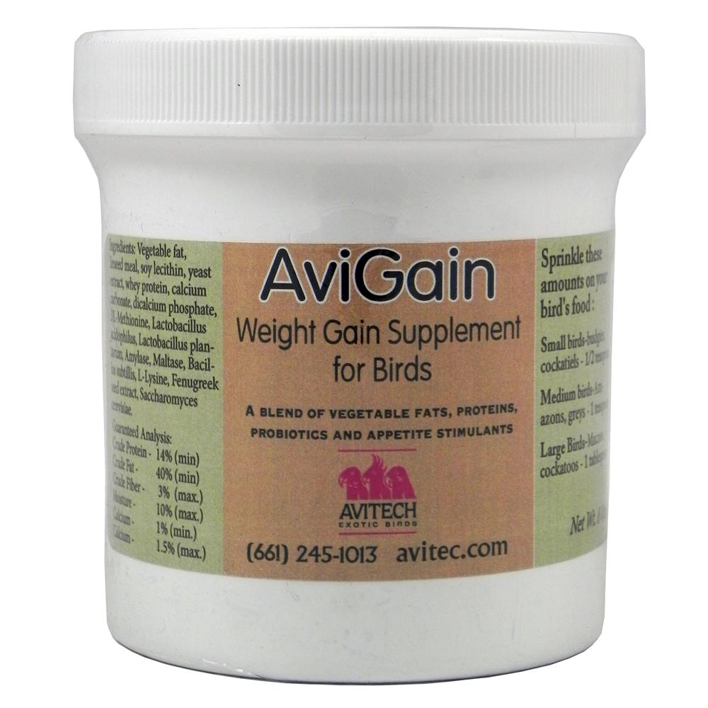 Avitech AviGain High-Energy Formula 8 oz. for Birds