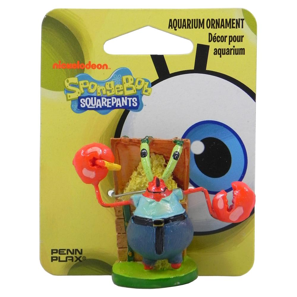 Mr. Krabs SpongeBob Aquarium Ornament