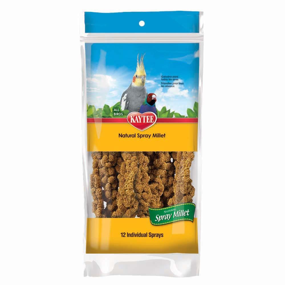 Kaytee Millet Spray 12 pack