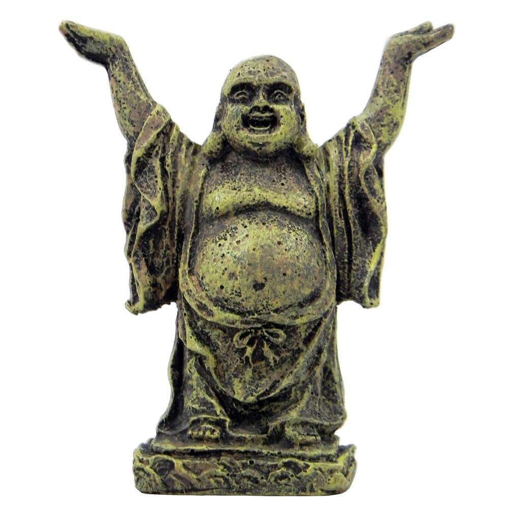 Standing Buddha Mini Aquarium Ornament