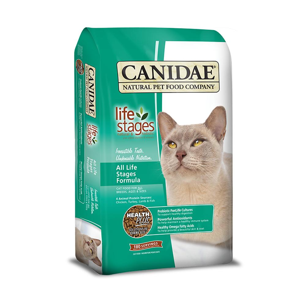 Felidae Dry Kibble for Cats and Kittens 8-Lb.