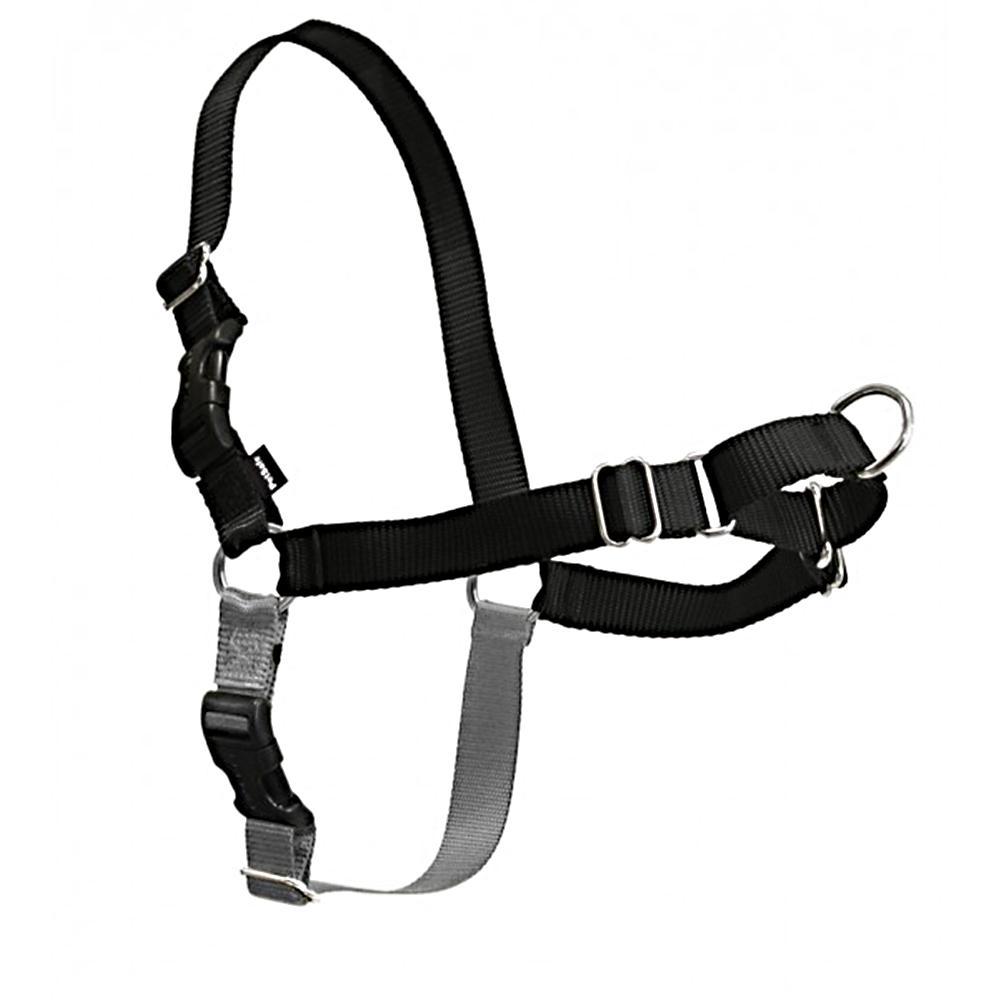 Easy Walk Dog Harness Tweener Small Medium Black