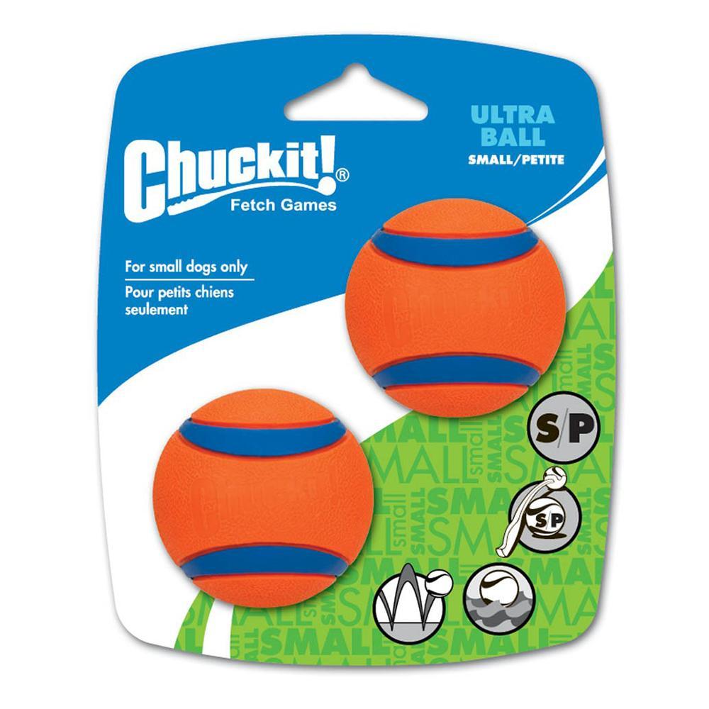 Chuckit Ultra Ball Small 2pack