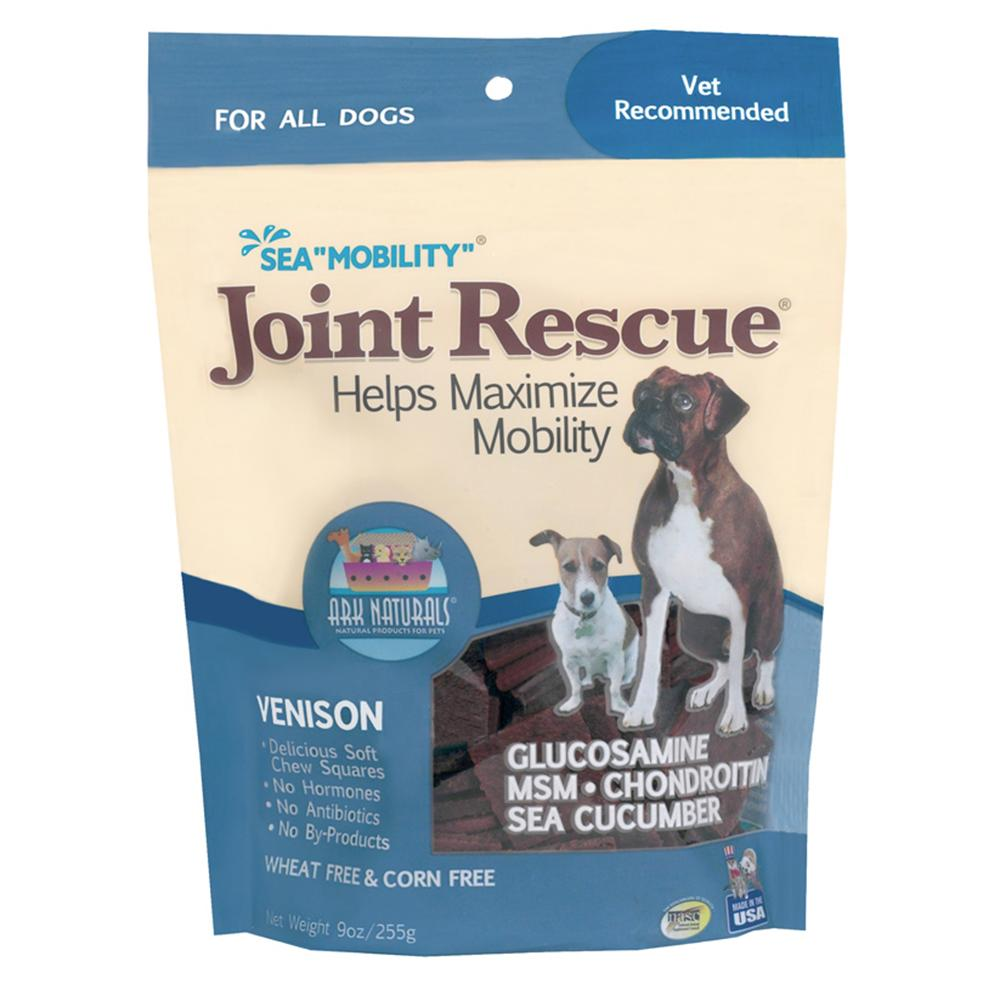 Ark Naturals Sea Mobility Venison Jerky 9oz for Dogs