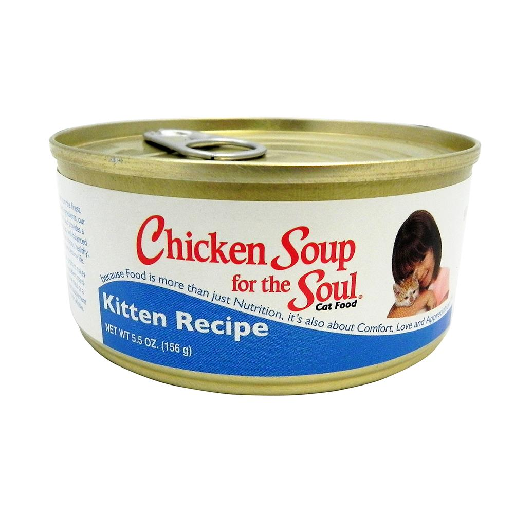 Chicken Soup for the Kitten Lover's Soul can each
