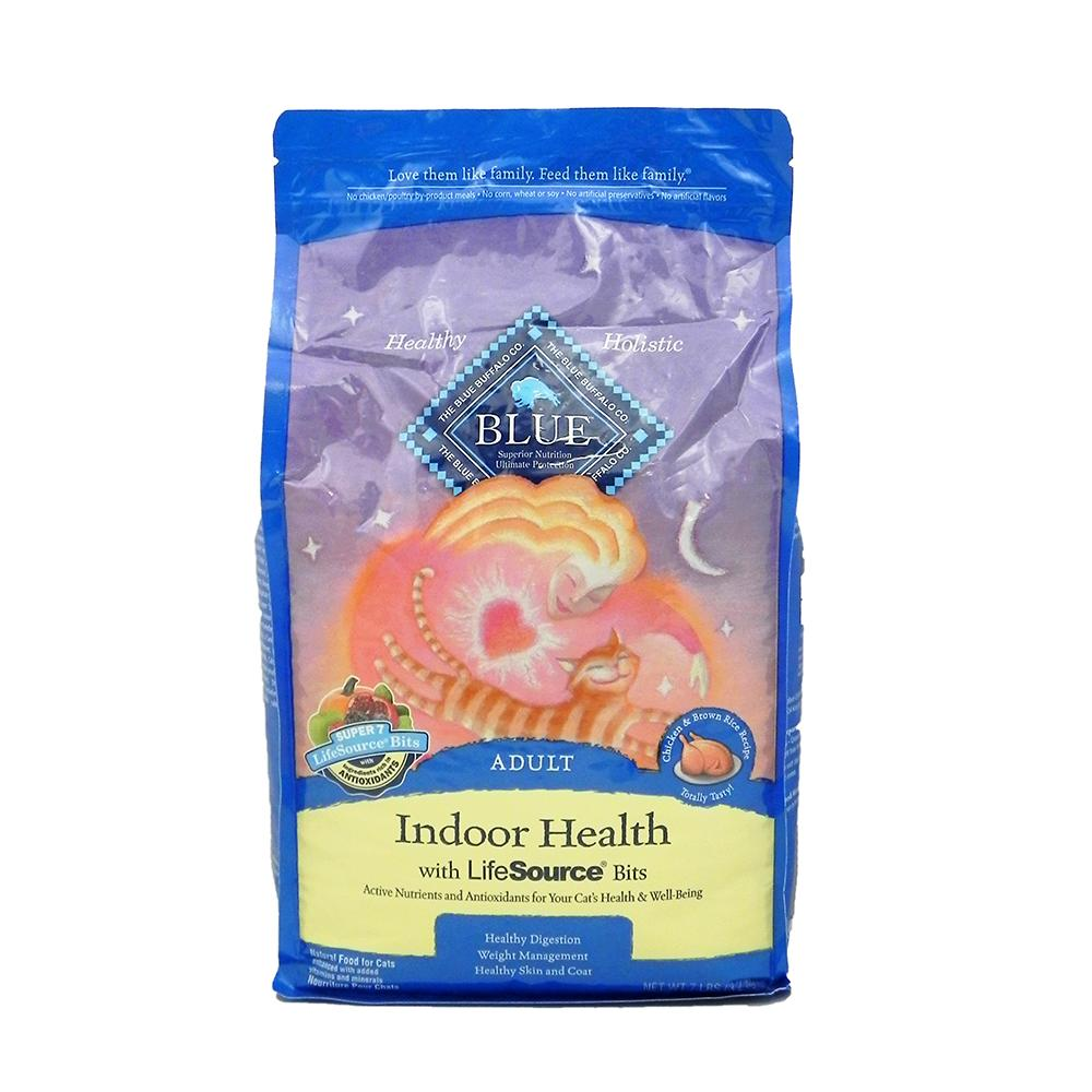Blue Spa Select Indoor Cat 7lb